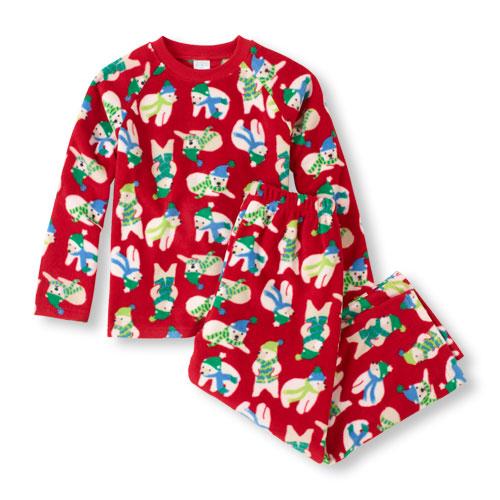 Çocuklar İçin Termal Pijama
