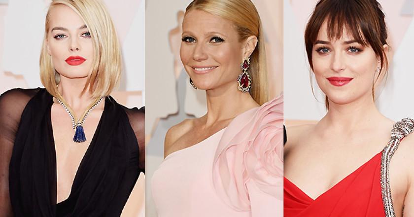 2015 Oskar Ödülleri'nin En Güzel Makyajları