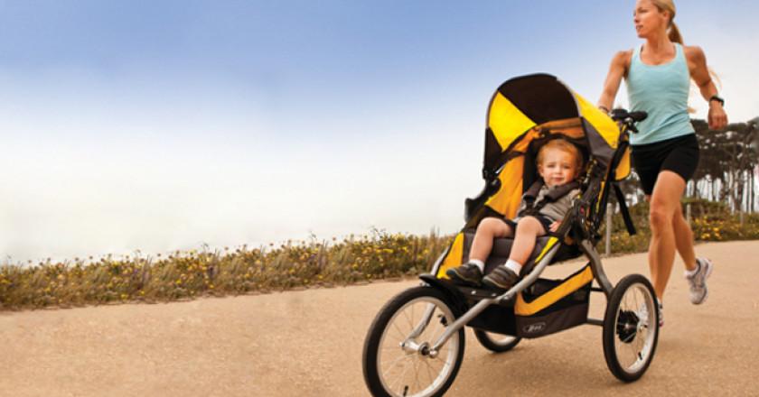 BOB Bebek Koşu Arabası