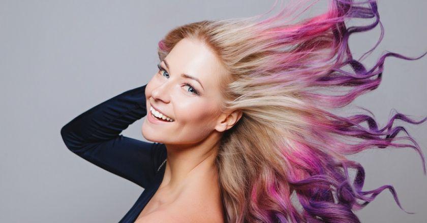 Renkli Saç Nasıl Yapılır?
