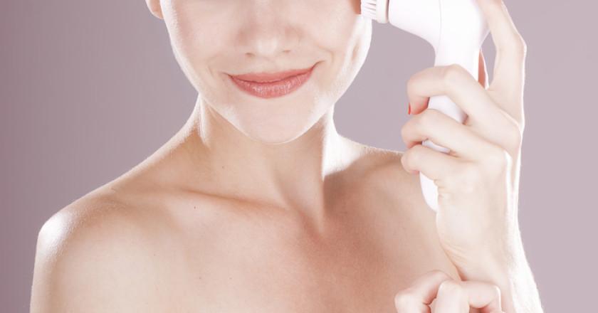 Yüz Temizleme Fırçası