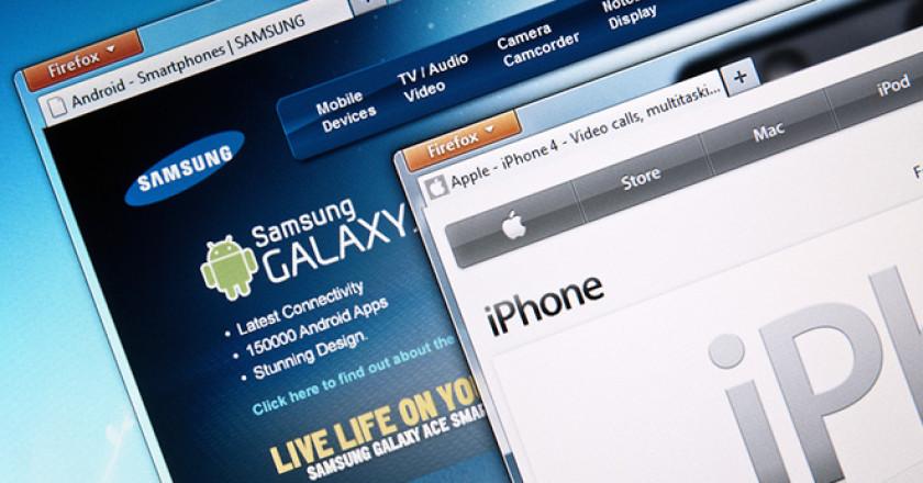 Apple'dan Samsung'a Cevap