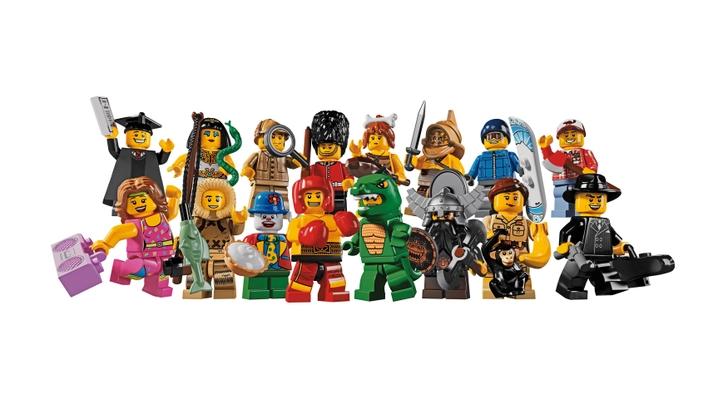 Lego Figürleri