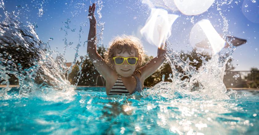 Çocuğunuz Havuzda Hastalık Kapmasın