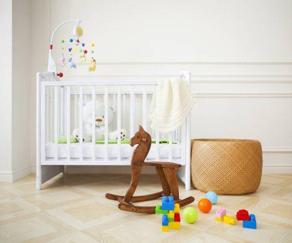 0-1 Yaş bebek Odası