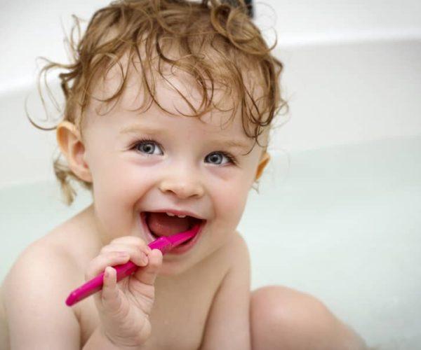Bebek Diş Fırçası
