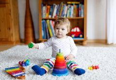 1 Yaş Bebek Oyuncakları