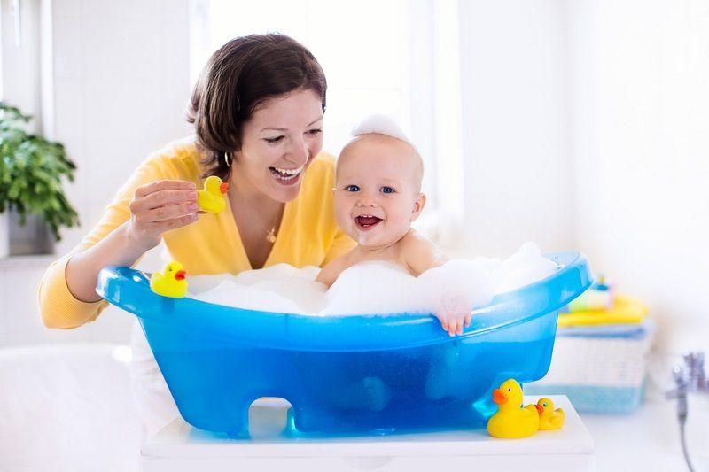 1 Yaş Bebek Oyuncakları Banyo Oyuncakları