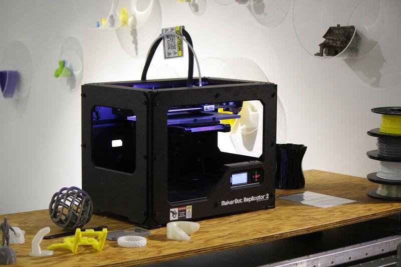 3D Yazıcı Nedir Neler Yapılabilir?