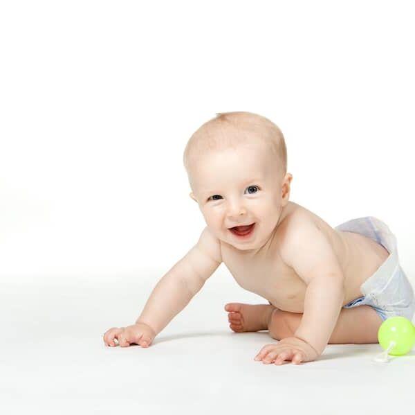 6 Aylık Bebek