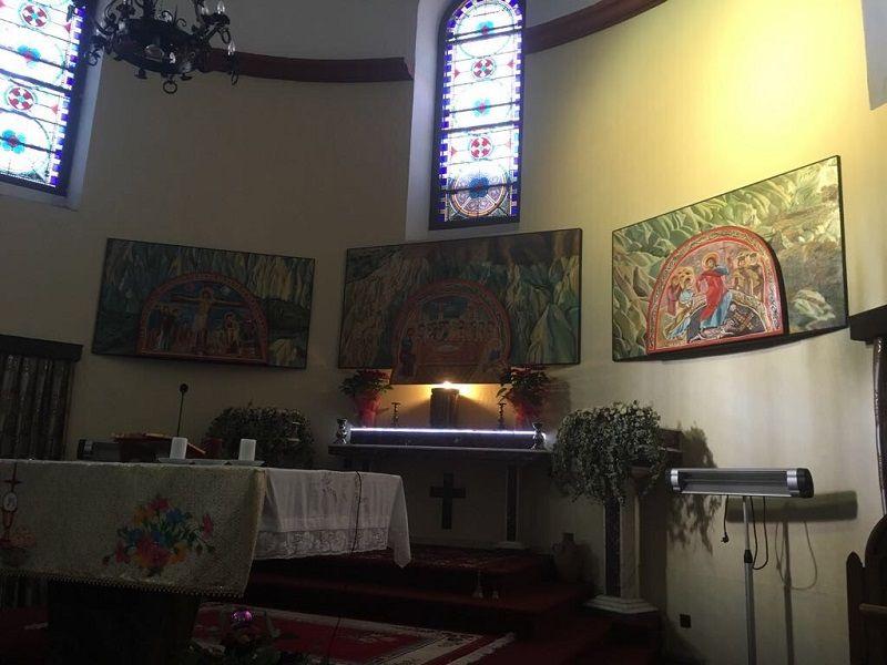 Adana Gezilecek Yerler Bebekli Kilise