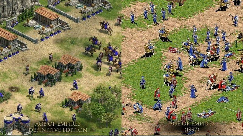 Age Of Empires Definivite 4K