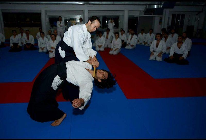Aikido Savaş Sanatı