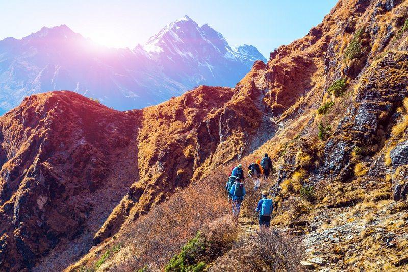Aktiviteler Trekking