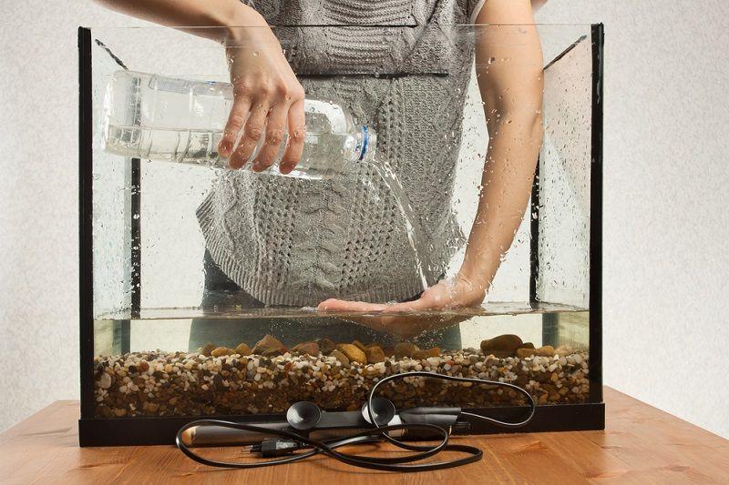 Akvaryum Temizleme Ürünleri