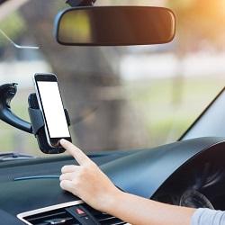 Araba Aksesuarları Araç Telefon Tutucu