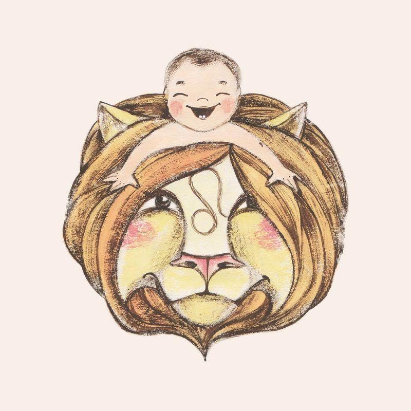 Aslan Burcu Bebeği