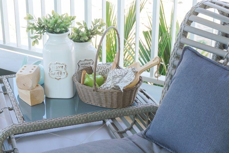 Balkon Dekorasyon Ürünleri