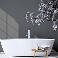 Banyo Dekorasyonu Küçük Banyo