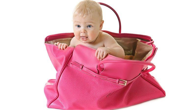 Bebek Bakım Çantası Olması Gerekenler