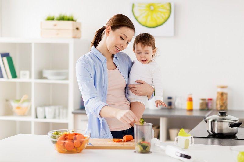 Bebek Kahvaltısı 10 Aylık