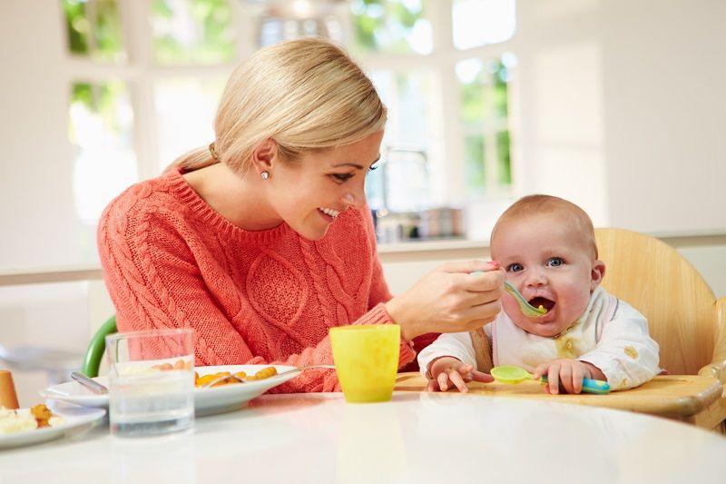 Bebek Kahvaltısı 6 Aylık