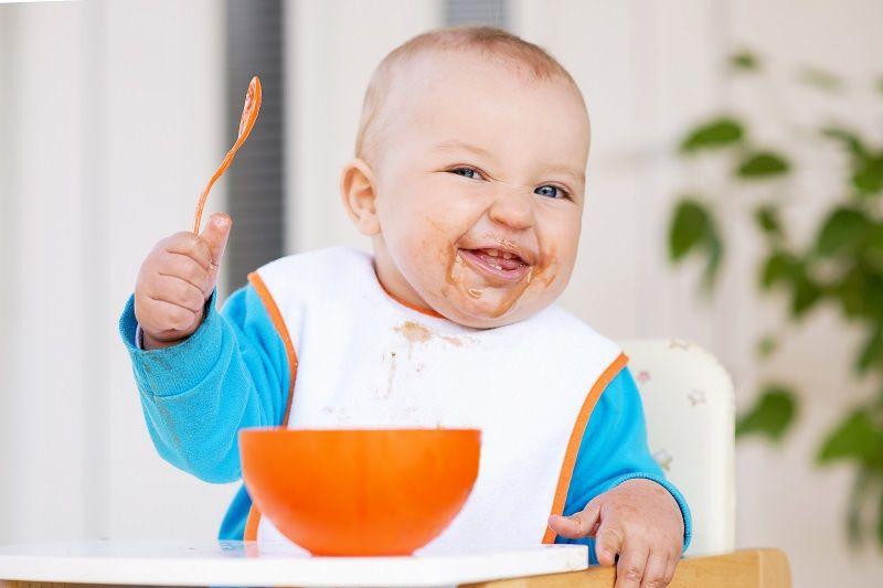 Bebek Kahvaltısı 8 Aylık