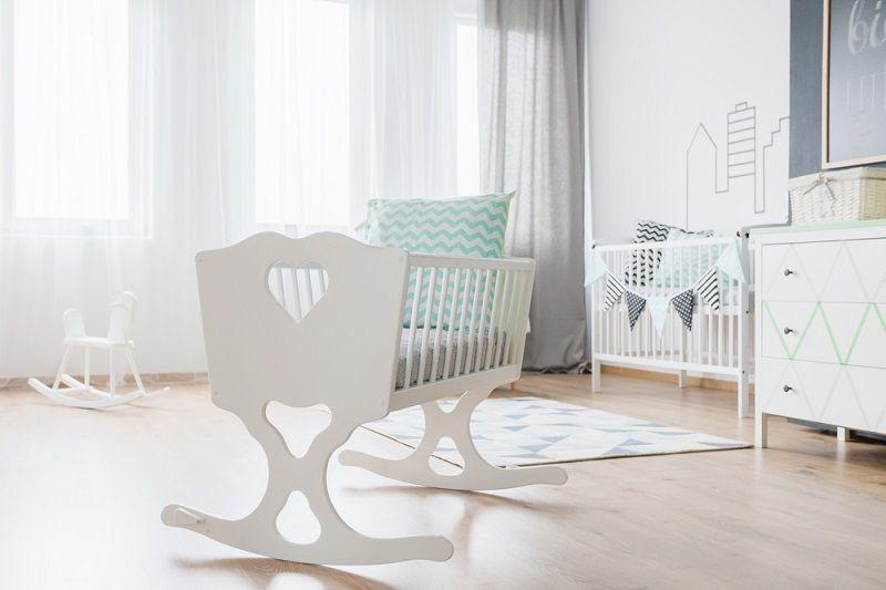 Bebek Odası Dekorasyonu Mobilyalar