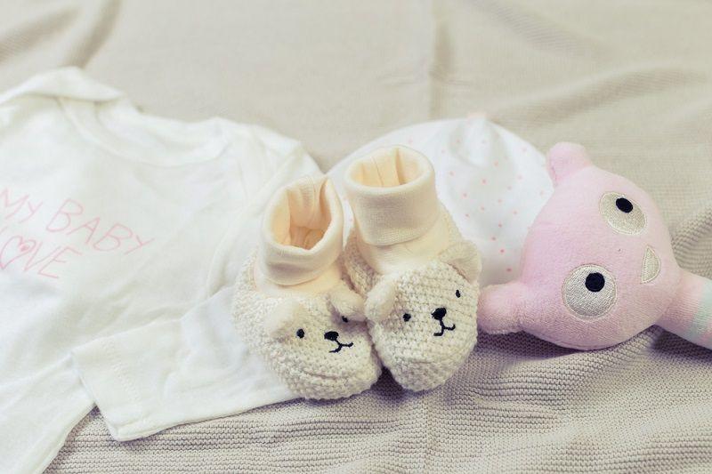 Bebek Örgü Modelleri Patik 1