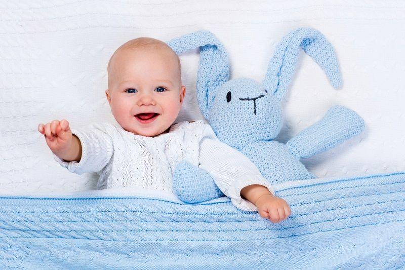 Bebek Örgü Modelleri Battaniye