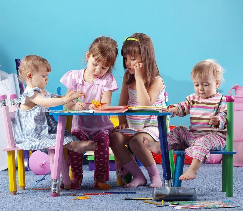 Bebek Oyuncağı Aktivite Masaları