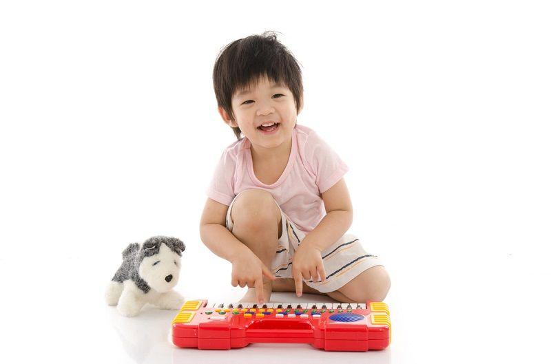 Bebek Oyuncağı Eğitici Piyano