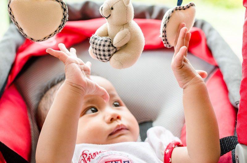 Bebek Oyuncağı Karyola Oyuncakları
