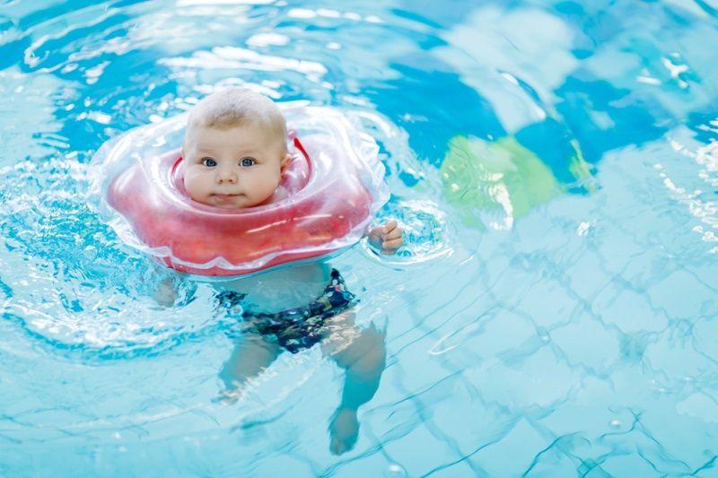 Bebek Yüzme Malzemeleri Nelerdir