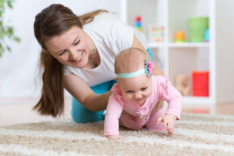 Bebekler Ne Zaman Emekler Emekleme Süreci