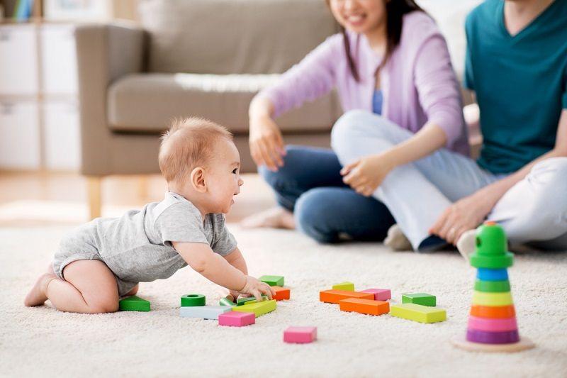 Bir Yaş Bebek Oyuncakları
