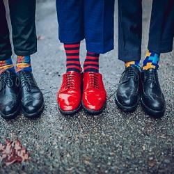 Çorap Kombinleri Pantolon Çorabı