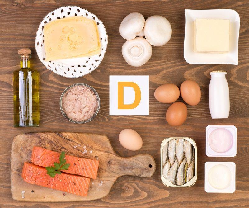 D Vitamini Eksikliğine İyi Gelen Yiyecekler
