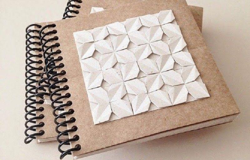 Defter Süsleme Origami