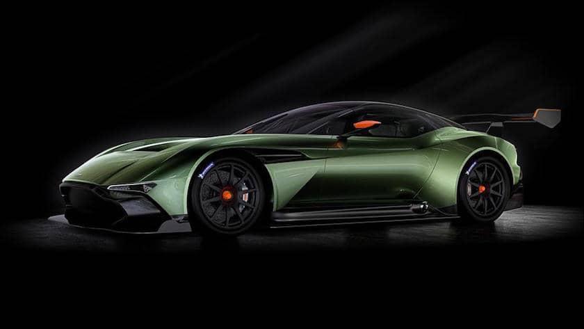 Aston Martini Vulcan