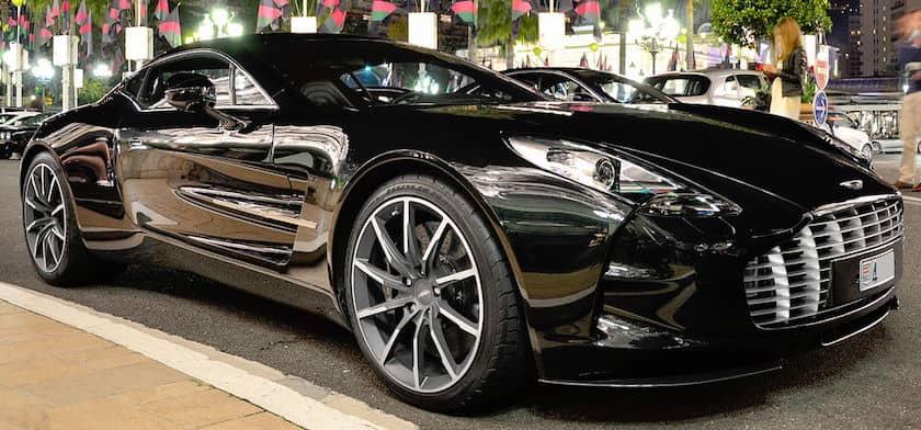 Aston Martini One