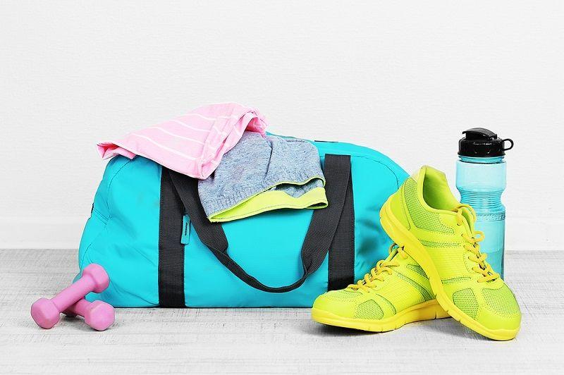 Egzersiz Kıyafetleri Aksesuarlar