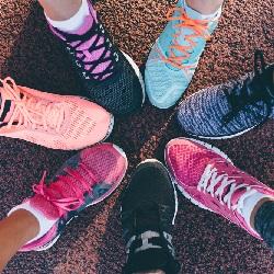 Egzersiz Kıyafetleri Spor Ayakkabı