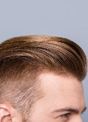 Erkek Saç Modelleri Asimetri