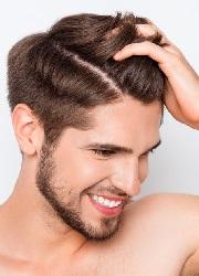 Erkek Saç Modelleri Keskin Çizgi