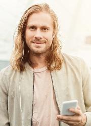 Erkek Saç Modelleri Uzun Saç