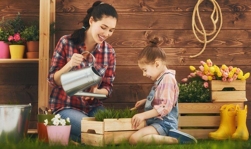 Evde Yapılabilecek Hobiler Çiçek Bakımı