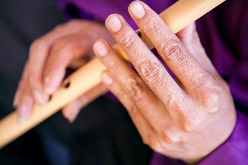 Flüt Nasıl Çalınır Flüt Nasıl Tutulur