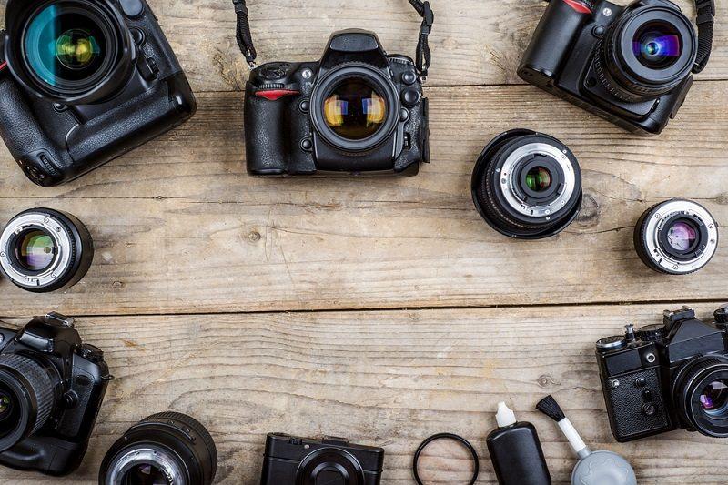 Fotoğraf Makinesi Çeşitleri