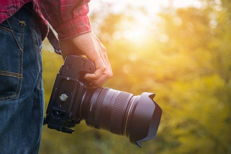 Fotoğraf Makinesi Çeşitleri DSLR